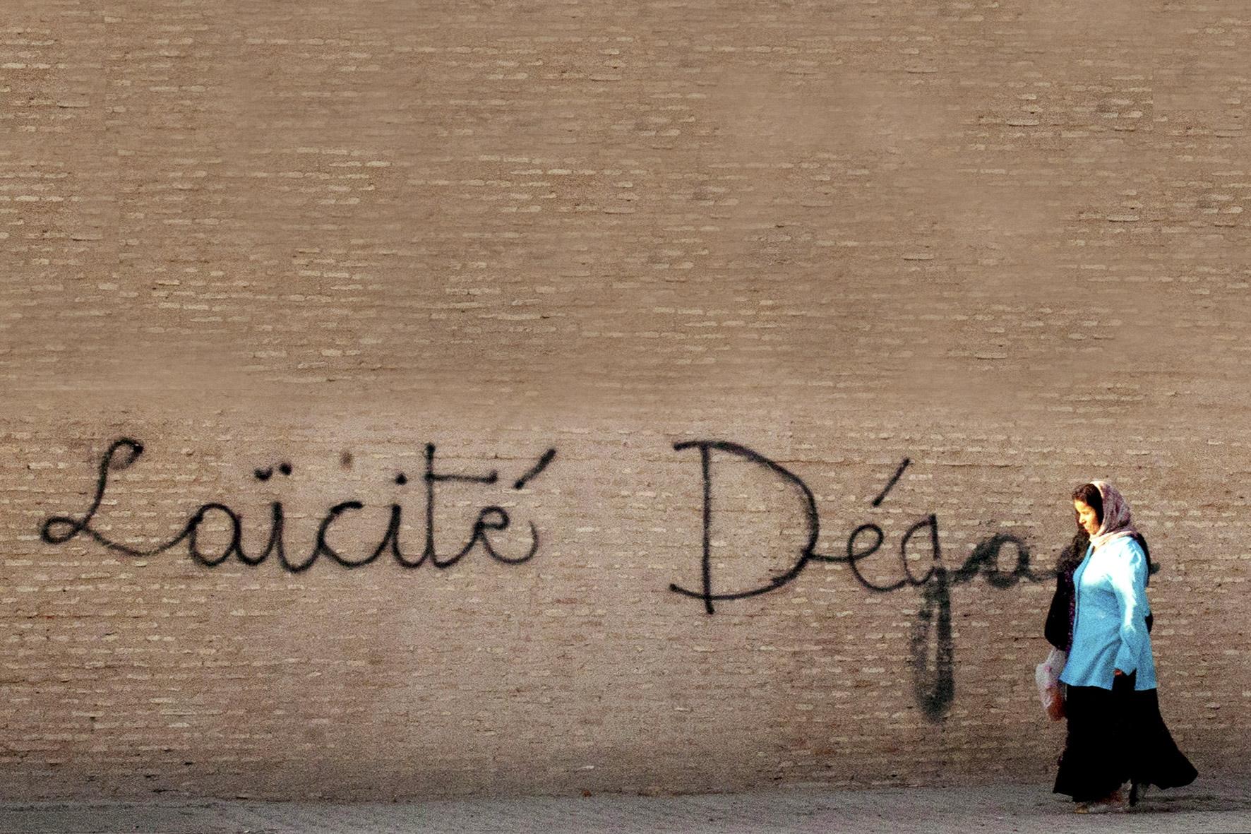 Laicite degage