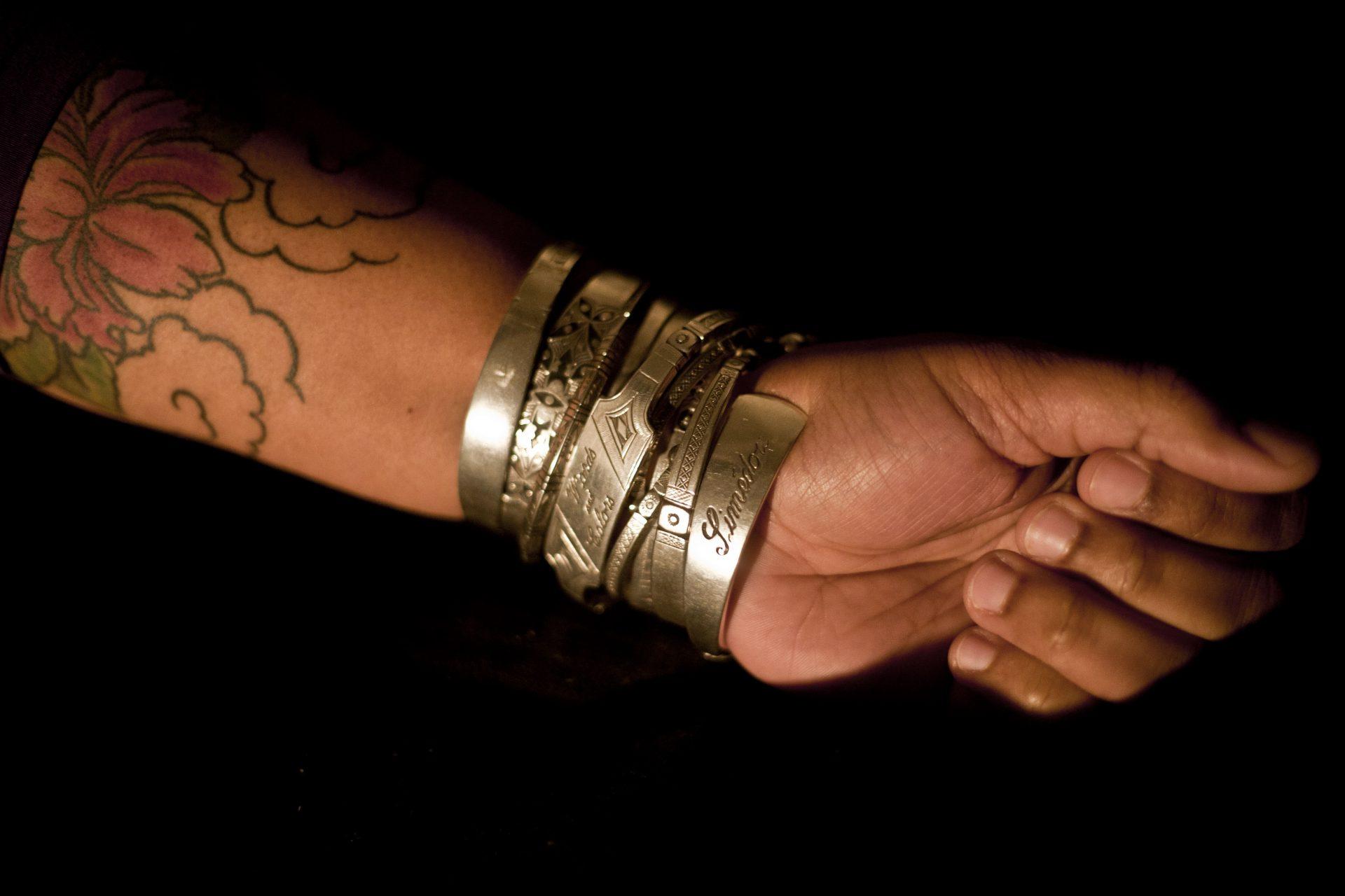 bracelets sénégalais